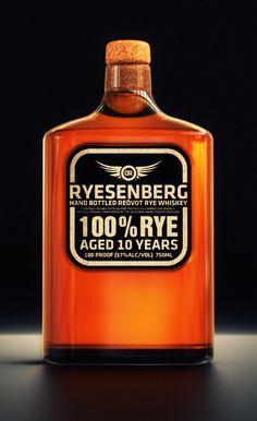 Ryesenberg Whiskey
