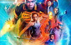 Citizen Steel e Vixen nel primo poster di Legends of Tomorrow 2!