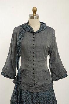 Bartholomew Jacket by Ivey Abitz
