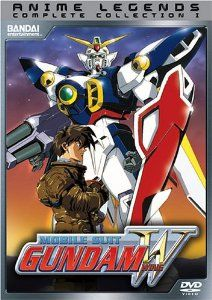 Mobile Suit Gundam Wing - Complete Collection 1 #RightStuf2013
