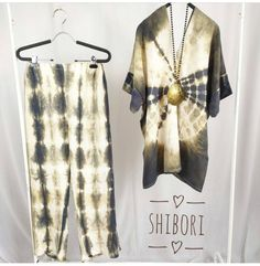 Shibori Tie Dye, Kimono Top, Tops, Women, Fashion, Moda, Fashion Styles, Fashion Illustrations, Woman