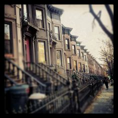Brownstone Brooklyn : Park Slope
