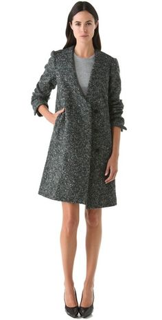 3.1 Phillip Lim Crombie Coat...my favorite. May I have this please.