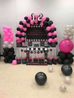 Mariposa Event Decor 's Birthday / Make up - Photo Gallery at Catch My Party