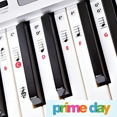 ! Best Piano Learning Key and Note Keyboard Stickers for Adults & Children's Lessons, FREE E-BOOK, Great with Beginners Sheet Music Books, Recommended by Teachers to Learn to Play Keys & Notes Faster!, http://www.amazon.com/dp/B01DBK3M3M/ref=cm_sw_r_pi_n_awdm_B3NHxbG268492