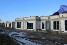 Osiedle domów m park pod Bydgoszczą, w Osielsku. W trakcie budowy. Deweloper Moderator Inwestycje