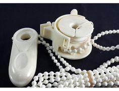 Stor perdelerinizde rahatlıkla ve şıklıkla kullanabileceğiniz kruvaze mekanizması   www.acatay.com  #storperde #storperdezinciri #storperdemekanizması #perdezinciri #perdemekanizması