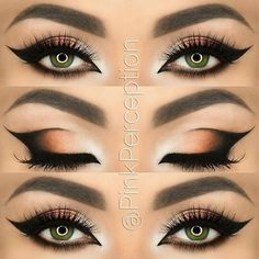 Knowing eyeliner styles that flatter your face features is pretty essential for . - - Knowing eyeliner styles that flatter your face features is pretty essential for every lady. EyeLiner Tips Styles Tutorial 2019 EyeLiner ideas Tips and. Smokey Eye Makeup, Skin Makeup, Eyeshadow Makeup, Eyeshadows, Eyeshadow Palette, Glitter Eyeshadow, Smoky Eye, Grey Eyeshadow, Cat Makeup