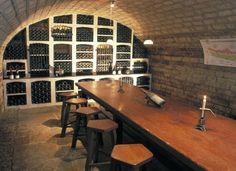 Aménagement cave voûtée Vinis Plus