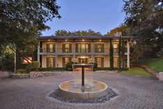 """""""Gentle"""" Ben Crenshaw, the legendary golfer who won two green jackets at the Masters, has placed his beautiful Austin mansion on the market for a small price of $5.7 million."""