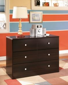 Shop for the Signature Design by Ashley Embrace Loft Drawer Storage Chest at Suburban Furniture - Your Succasunna, Randolph, Morristown, Northern New Jersey Furniture & Mattress Store Royal Furniture, City Furniture, Furniture Sale, Suburban Furniture, Home Design Decor, Home Decor, The Embrace, Bedroom Storage, Bedroom Decor