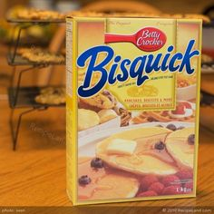 The original Bisquick Dumpling recipes and directions from the box.