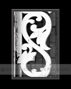 Letter Photo  Letter S  Alphabet Photo Letter Art by senterstudios, $4.00