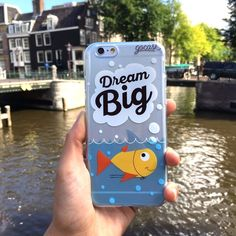 If your dreams don't scare you they aren't big enough! Shop this cute case at…
