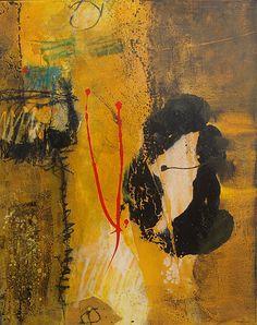 Abstrakte Malerei von Iris Rickart / Unikatbild 319
