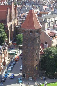 Baszta Jacek | #gdansk #sightseeing