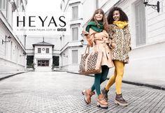 HEYAS Zapatos AW2015 www.heyas.com.ar