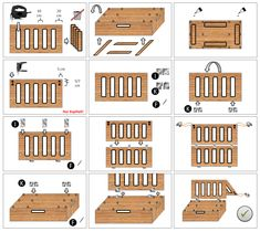 DIY building instructions - the clever and inexpensive camping box for DIY Bauanleitung – Die clevere und preiswerte Campingbox zum Stecken! DIY building instructions – the clever and inexpensive camping box to plug in! Kombi Motorhome, Suv Camper, Camper Beds, Mini Camper, Minivan Camping, Auto Camping, Camping Diy, Couples Camping, Camping Friends