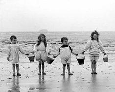Bord de mer, 1900's