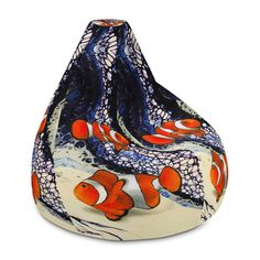 Bean Bag Covers, Clowning Around, Childproofing, Australian Artists, Fabric Weights, Your Favorite, Beans, Vibrant, Comfy