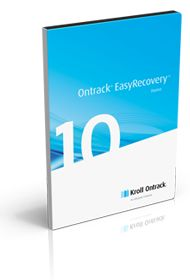 Kroll Ontrack's EasyRecovery Home data-recovery software with one-year license