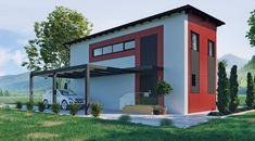 Kärntenhaus 4.0 FICHTE. Variation 1. Mehr Infos unter office@kaerntenhaus.com. Office, Outdoor Decor, Home Decor, Homemade Home Decor, Decoration Home, Interior Decorating