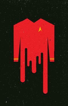 The Red Shirt always dies.