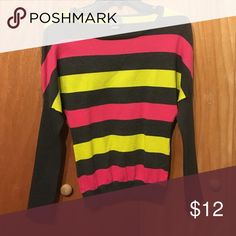Striped long sleeve shirt Stripes!!! Dots Tops Tees - Long Sleeve