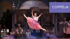 Pacific Northwest Ballet: Coppélia, April 15 - 24, 2016 at McCaw Hall. #McCawHall #PNBallet #Seattle