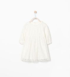 EMBROIDERED TULLE DRESS-Dresses-Baby girl (3 months - 3 years)-KIDS | ZARA United States