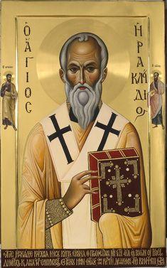 adelfotita 63 Byzantine Icons, Byzantine Art, Orthodox Christianity, Religious Icons, Orthodox Icons, Saints, Mona Lisa, Prayers, Baseball Cards