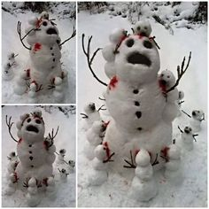 Attack of the deranged mutant killer monster snow goons - Imgur