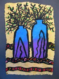 Australian Boab Trees - G-Town 4th Graders