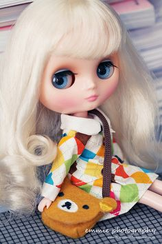 Linn by Emmie Ame, via Flickr