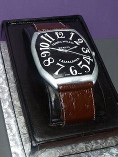 Franck Muller Watch by Alliance Bakery, via Flickr