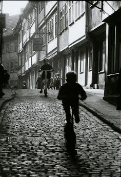 Piccsy :: Willy Ronis / Erfurt, 1960