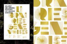 C'est beau Christelle !  :: Librairies Genevoises - Christelle Boulé | Graphisme | Design | Lausanne | Suisse