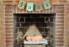 Burlap Banner Bunting Pennant Newborn Photo Prop Nursery Decoration Photography Studio Decoration Photo prop, Family Photo Prop boy male on Etsy, $15.00