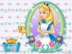 Alice in Wonderland Wallpaper - Disney Wallpaper (34976685) - Fanpop