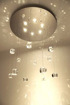 Lunaria with Gemma crystal - Pepe Tanzi design @ALBUM Lights