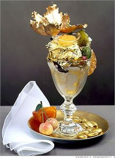 would you spend $1,000 Serendipity 3 Golden Opulence Sundae??