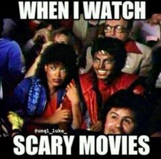 Scary movies are my fav . 8/10 I'm watching a movie , it is a horror or slasher film . And yes I enjoy it . Don't hate I'm not crazy or evil I promise