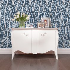 GRACEFUL- Floral Stencil For Walls- Large Wall Stencil ♡ Decorative Floral Stencil For Walls - Spring Wall Stencil - Reusable Wall Stencil - Seamless Wall Stencil. Large Wall Stencil, Stencil Wall Art, Wall Stencil Patterns, Large Stencils, Stencil Diy, Stencil Painting, Wall Stenciling, Diy Wall, Wall Decor