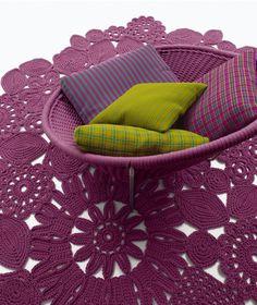 2005, Crochet for Paola Lenti
