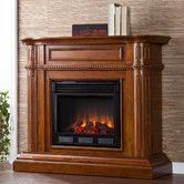 "Found it at Wayfair - Bridgeham Electric Fireplace 40""h"
