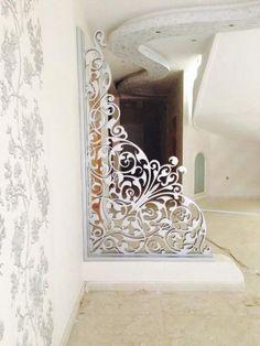 Lézer kerítés,lézervágott dekor, dekor lézer, kerítés