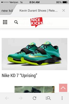 Kds Kd Shoes, Kevin Durant, Nike, Kd Sneakers