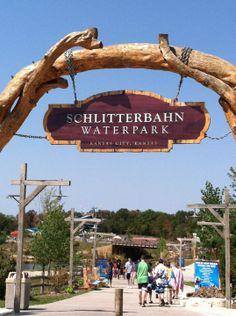Schlitterbahn Waterpark Great waterpark!