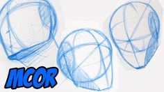 How to Draw Human Head - Exercises Drawing The Human Head, Drawing Heads, Manga Drawing, Drawing Faces, Art Reference Poses, Drawing Reference, Head Proportions, Drawing Exercises, Perspective Drawing