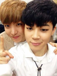 J-hope and Jimin :D